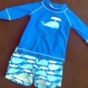 Other - Infant swimsuit set